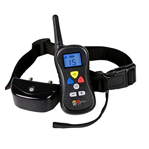 Chic Extreme Wireless Lcd Remote Dog Training Collar 330