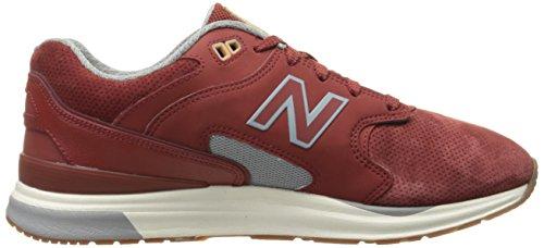 Ml1550 Bordeauxrot Grau New Herren Sneaker Balance d Ai Rot g6T6z7xq