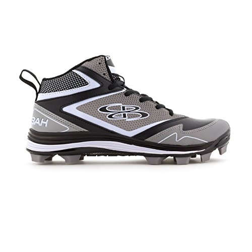 Boombah Women's A-Game Molded Mid Cleats – 8 Color Options – Multiple Sizes – DiZiSports Store