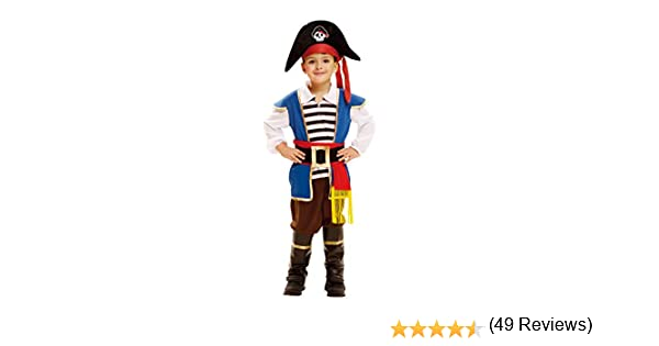 My Other Me Me-202003 Disfraz de pequeño pirata para niño, 1-2 ...