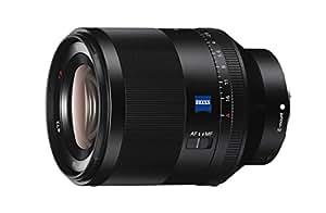 Sony Zeiss SEL50F14Z - Objetivo para cámara (50 mm, con montura E, SSM, apertura circular 11 láminas), color negro