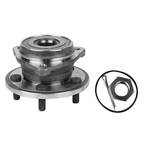(GSP 104084 Axle Bearing and Hub Assembly - Left or Right Front (Driver or Passenger Side))