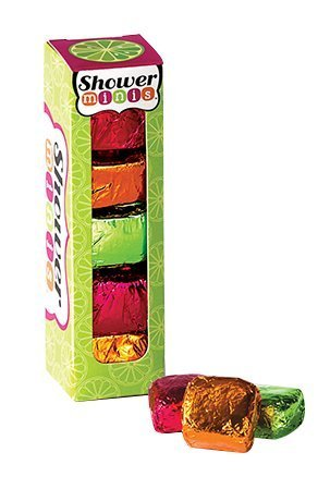 Price comparison product image Bolli & Fritz Fun Fruit Shower Minis 1-pack