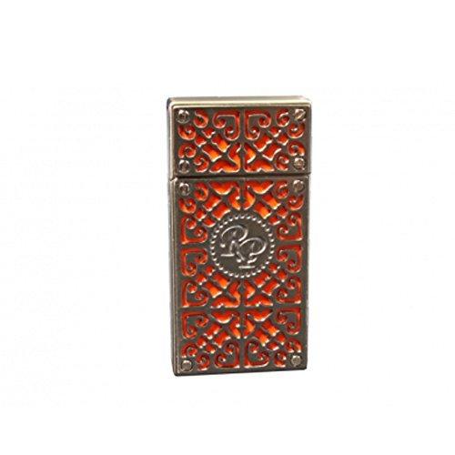 Rocky Patel Burn Collection Lighter - Orange by Rocky Patel