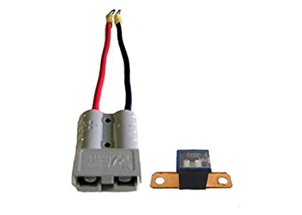 amazon com mighty max battery wire harness replacement for rbc11mighty max battery wire harness replacement for rbc11 apc su3000j must buy two wires to
