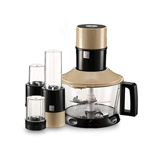 MYXMY Fruit Grain Large-capacity Multi-functional Nutrition Machine Fruit and Vegetable Tools Press Juice Juicer Quickly Grind ()