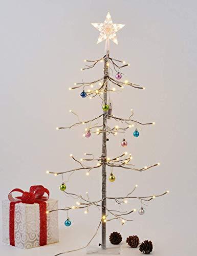 Aluminum Christmas Tree Led Lights in US - 6