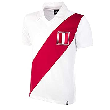 COPA Football - Camiseta Retro Perú años 1970 (XXL)