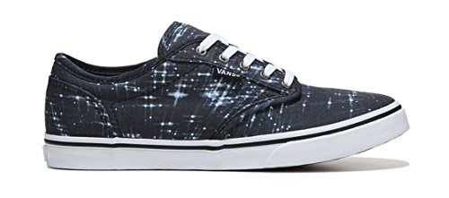 Vans Atwood Low Round Toe Canvas Skate Shoe Shooting Stars LuGkMpzV