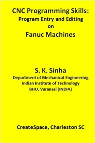 CNC Programming Skills: Program Entry and Editing on Fanuc