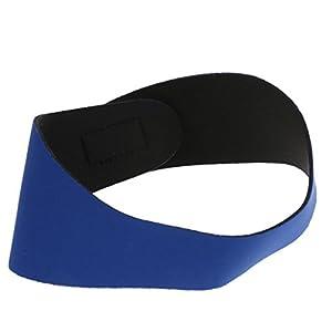Dovewill Kids Children Adults Neoprene Watersport Swimming Bathing Headband Ear Band Protector Guard Secure Ear Plugs