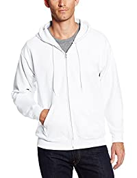 Men's Full-Zip EcoSmart Fleece Hoodie