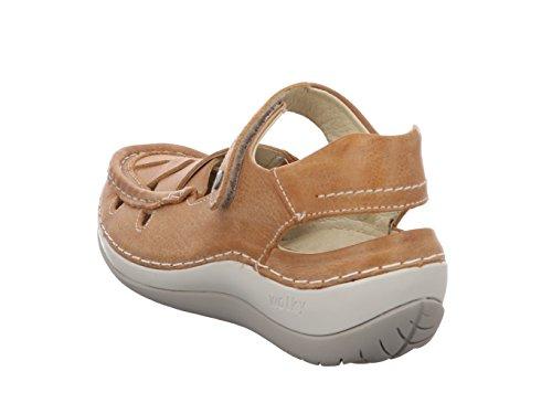 335 sandalias de amber la leather mujer Wolky Lily zpwZXX