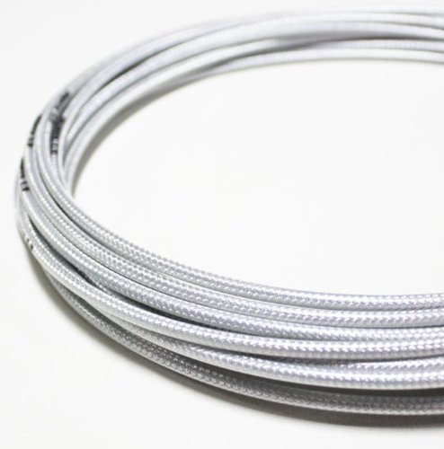 Jagwire Ripcord Brake Cable - Jagwire HyFlow Disc Hose, Sterling Silver, 3000mm, Requires Jagwire HyFlow Quick-Fit Kit