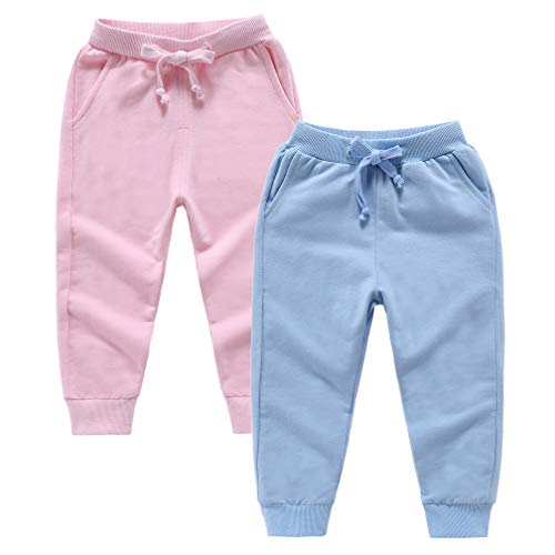 ALALIMINI Toddler Sweatpants 2Pa...