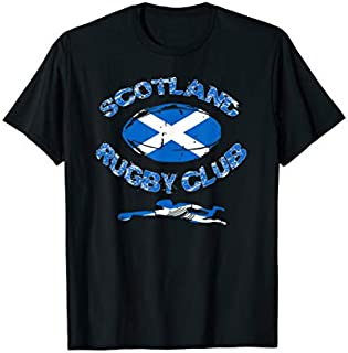 [Featured] Rugby Team Scotland Country Rugby Club Rugby Tournament in ALL styles | Size S - 5XL
