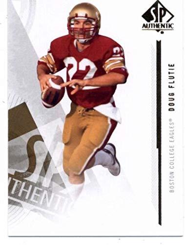 2013 Upper Deck SP Authentic #146 Doug Flutie NFL Football Card (SP - Short Print) NM-MT ()