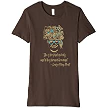 She is Too Fond of Books T-Shirt for Readers and Book Lovers