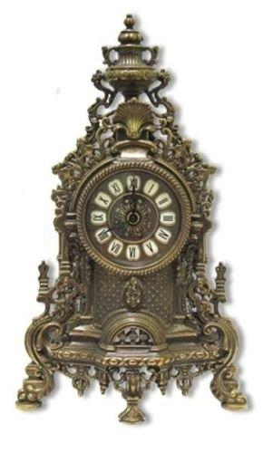 De Estante Latón Barroco Con Motivos Reloj MesaDiseño Barrocos 2eWD9bEHIY