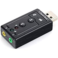 TX USB 7.1 Ses Kartı
