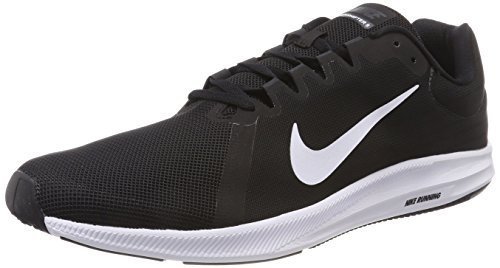 's Shoes NIKE Running Black 8 Black 001 Downshifter Anthracite White Men 4STxqwTa