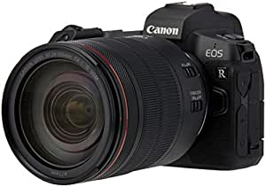 Canon EOS R Kit w/RF24-105LIS RKIT Compact System Camera 3.15 inches Black