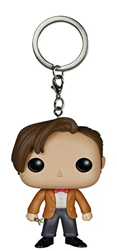 Funko Doctor Who - Dr #11 Action Figure Pocket Pop Keychain]()