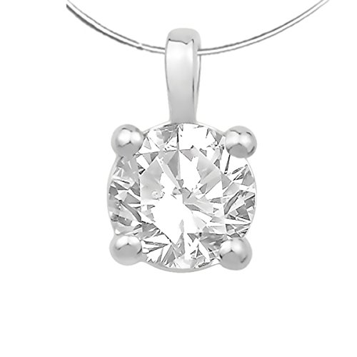 CLEOR - Collier CLEOR Or 750/1000 Diamants 0,10 ct - Femme - 40 cm