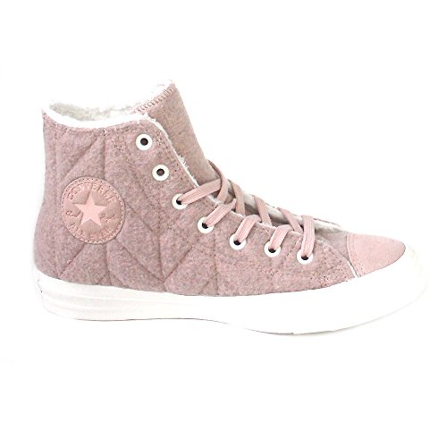 Converse As Hi Can Optic. Wht, Zapatillas unisex Rosa (dusk pink/dusk pink/egret)
