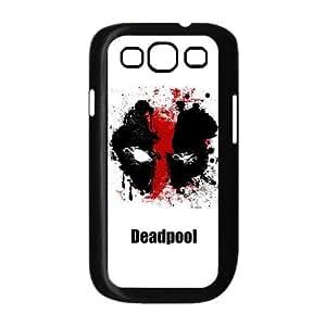 LeonardCustom Hard Slim Phone Cover Case for Samsung Galaxy S3 SIII i9300, Deadpool -LCS3U371