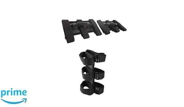 Rugged Ridge 13505.04 Ultimate Roll Bar Grab Handle Pair Fit Jeep CJ//Wrangler