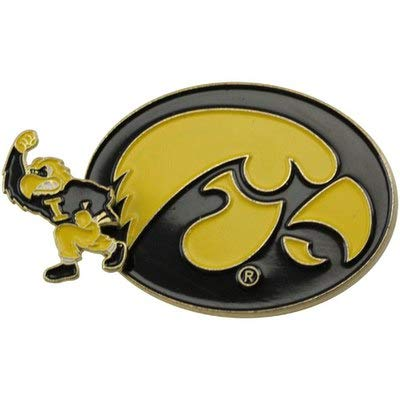 (Alumni Association Iowa Hawkeyes Lapel Pin)