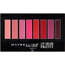 Maybelline New York Lip Studio Lip Color Palette, 0.14-Ounce