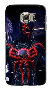Spiderman para Samsung Galaxy S6duro Carcasa (SM1)