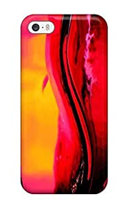 New Colors Artistic Tpu Skin Case Compatible With Iphone 5/5s