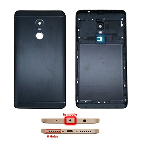 low priced 591f6 60e3b Amazon.com: Back Battery Cover Door Case Housing Replacement For ...