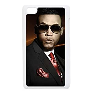 iPod Touch 4 Case White Don Omar F9802289
