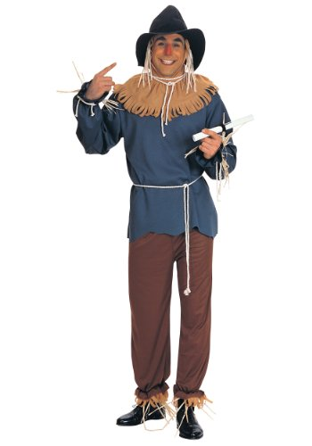 [The Scarecrow Costume - Medium - Chest Size 40-42] (Wizard Of Oz Costumes)
