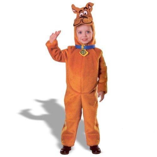 Scooby-Doo Costume - Toddler (Scooby Doo Halloween Costume)