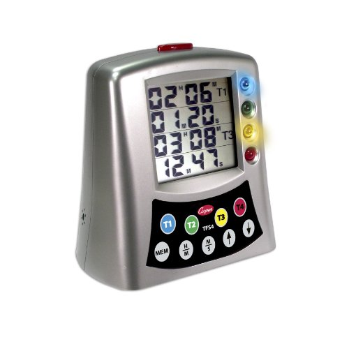 cooper-atkins-tfs4-0-8-large-color-coded-multi-station-digital-timer-99-hours-59-minutes-unit-range