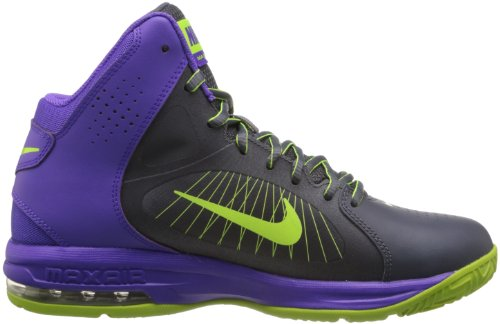 Purple Grey Mens Purple Basketball Dark Air Shoe Nike Max Dark II Actualizer Metallic Grey Venom Volt wwZUHq1