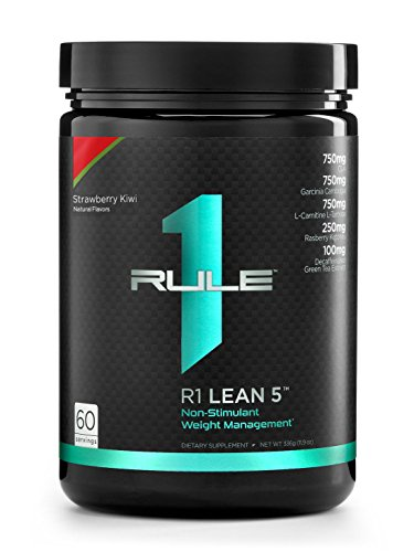 R1 Lean5 60 Serv Strawberry Kiwi, 336 Gram Review