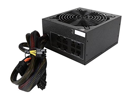 ROSEWILL Gaming 80 Plus Gold 850W Power Supply / PSU, CAPSTONE Series 850 Watt 80 PLUS Gold Certified PSU with Silent 135mm Fan and Auto Fan Speed Control, 7 Year Warranty by Rosewill (Image #4)