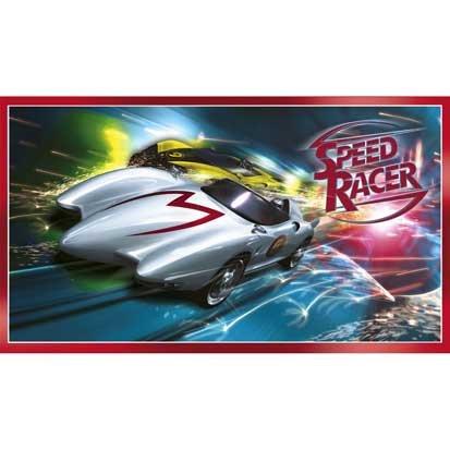 (Speed Racer Wall Mural)