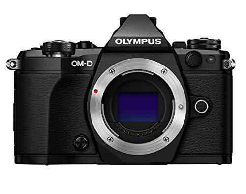 Olympus OM-D E-M5 Mark II Body Mirrorless Digital Camera Int