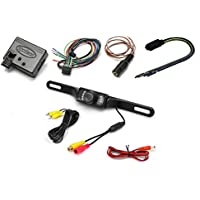 Bypass ALL AVH-X Video In Motion Interface for Select Pioneer Receivers And License Plate Nightvision Camera
