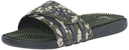 Performance Men's Adissage Sandal, Dark Grey/Dark Base