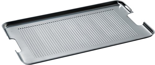 (Alessi FS13 3X5 P8 Fish/Vegetable Grate Silver)
