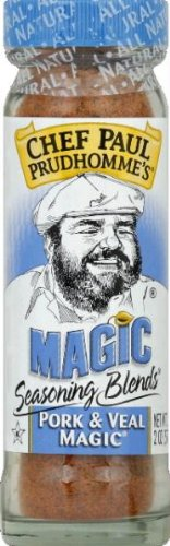 Veal Magic - Magic Seasoning Blends Pork Veals Seasoning, 2 oz