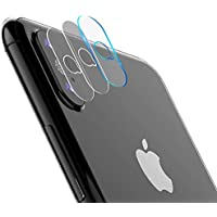 Casetego Compatible iPhone Xs Max Camera Lens Protector,...